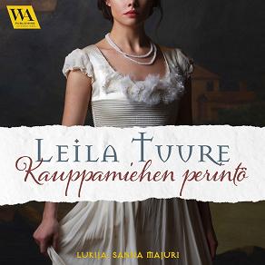 Cover for Kauppamiehen perintö