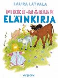 Cover for Pikku-Marjan eläinkirja
