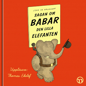 Cover for Sagan om Babar, den lilla elefanten