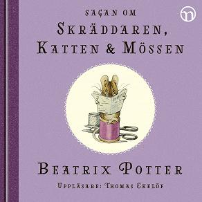 Cover for Sagan om skräddaren, katten och mössen