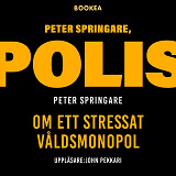 Cover for Peter Springare, polis