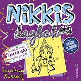 Cover for Nikkis dagbok #2: Berättelser om en (INTE SÅ) populär partytjej