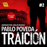 Cover for Traición