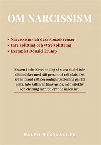 Cover for Om narcissism