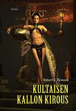 Cover for Kultaisen kallon kirous