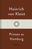 Cover for Prinsen av Homburg