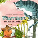 Cover for Morrison räddar en kattunge