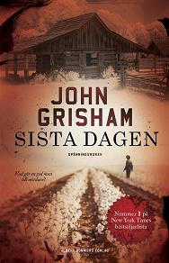 Cover for Sista dagen