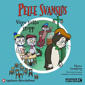 Cover for Pelle Svanslös. Våga sätta stopp!