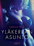 Cover for Yläkerran asunto - eroottinen novelli