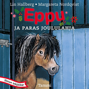 Cover for Eppu ja paras joululahja