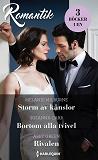 Cover for Storm av känslor/Bortom alla tvivel/Rivalen