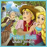 Cover for Prins Hatt under jorden