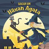 Cover for Sagan om häxan Agata