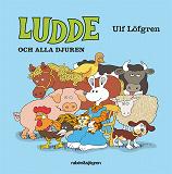 Cover for Ludde och alla djuren