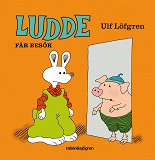Cover for Ludde får besök