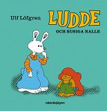 Cover for Ludde och busiga nalle