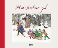 Cover for Elsa Beskows jul : -