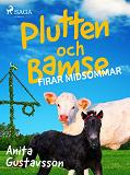 Cover for Plutten och Bamse firar midsommar