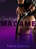 Cover for Madame 4: Casting - erotisk novell