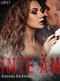 Cover for Inte än - erotisk novell