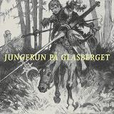 Cover for Jungfrun på glasberget