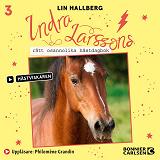 Cover for Indra Larssons rätt osannolika hästdagbok