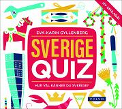 Cover for Sverigequiz: Hur väl känner du Sverige?