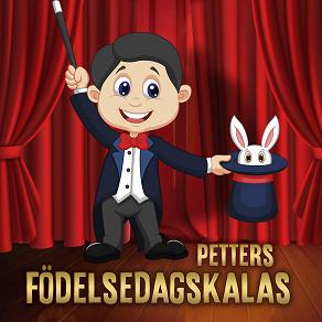 Cover for Petters födelsedagskalas