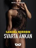Cover for Svarta änkan