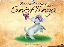 Cover for Berättelsen om Snöflinga