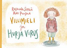 Cover for Villimieli ja hurja virus