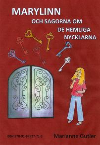 Cover for Marylinn och sagorna om de hemliga nycklarna