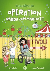 Cover for Operation rädda sommarlovet