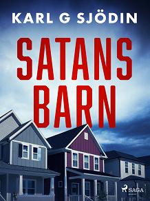 Cover for Satans barn
