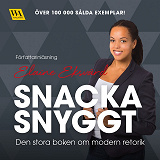 Cover for Snacka snyggt