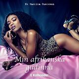 Cover for Min afrikanska gudinna