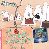 Cover for Spökfamiljen : Spöksemester