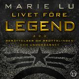 Cover for Livet före Legend