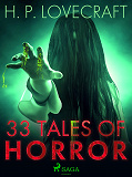 Cover for 33 Tales of Horror