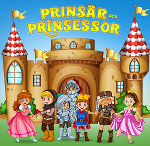 Cover for Prinsar och prinsessor