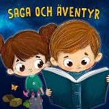 Cover for Saga och äventyr