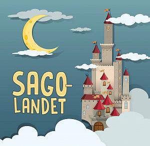 Cover for Sagolandet