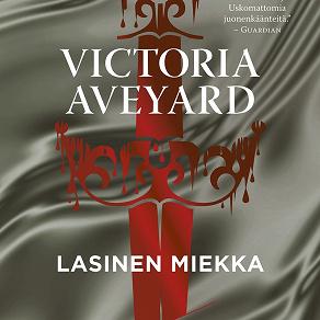 Cover for Lasinen miekka