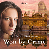 Cover for Won by Crime