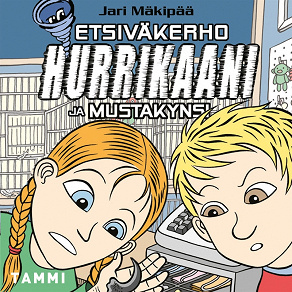 Cover for Etsiväkerho Hurrikaani ja Mustakynsi