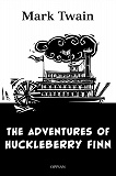 Cover for The Adventures of Huckleberry Finn