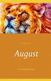 Cover for August: Aurinkoleijona