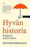 Cover for Hyvän historia