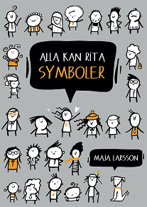 Cover for Alla kan rita symboler